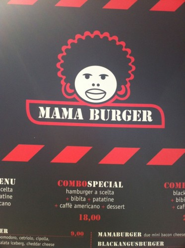 Mama burger lived up to the expectations
