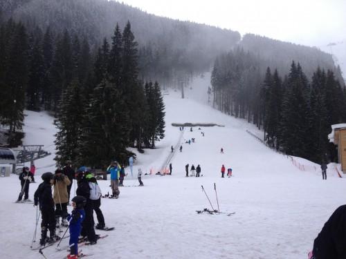 Beginners slope