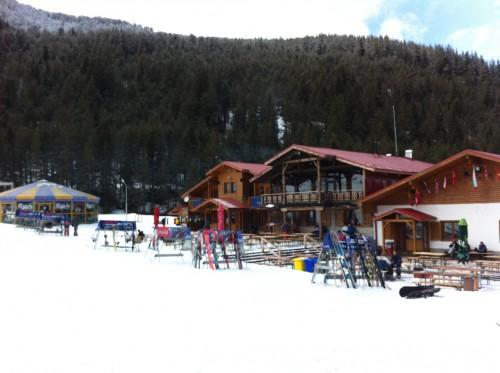 Ski area bansko